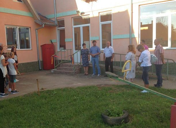 Lugoj Expres Primul Centru Comunitar de Învățare Permanentă din Regiunea de Vest a fost deschis... la Bodo SVEB Regiunea Vest IREA Învățare Permanentă Fundația Româno–Germană Fundația Centrul de Asistență Rurală FRG Federația Elvețiană pentru Educația Adulților Centru Comunitar CAR Bodo Balinț
