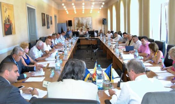Lugoj Expres Consiliul Local Lugoj în ședință ordinară vânzare terenuri Lugoj ședință ordinară Consiliul Local Lugoj