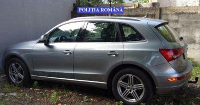 Lugoj Expres Polițiștii au indisponibilizat autoturismul de lux al unui tânăr din Coșteiu Polițiști indisponibilizat Coșteiu autoturism lux