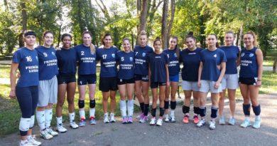 Lugoj Expres Turneu internațional de volei: Autoliv Volley Cup 2016 turneu internațional S.C.M. Universitatea Craiova S.C.M. Pitești FATUM Nyiregyhaza CSM Lugoj Autoliv Volley Cup