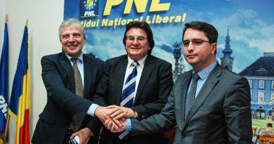 Lugoj Expres Ioan Ambruș rămâne vicepreședinte în PNL Timiș, responsabil cu organizația Lugoj PNL Timiș PNL Lugoj Nicolae Robu Ioan Ambruș