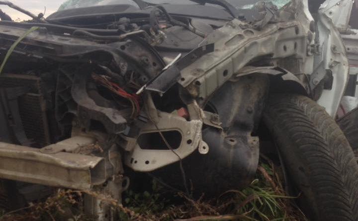 Lugoj Expres Două persoane rănite într-un accident produs de un lugojean băut mașină răsturnată lugojean sub influența alcoolului accident Constantin Daicoviciu