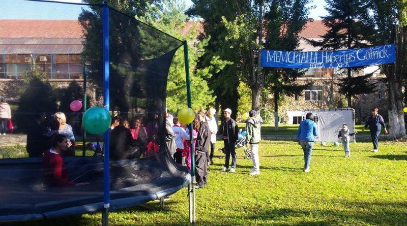 """Lugoj Expres Memorialul """"Hubertus Gollnick"""" și Kinder Fest, la Lugoj protecția copilului Memorialul Hubertus Gollnick DGASPC Timiș centre de plasament centre de ocrotire asistență socială"""