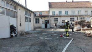 Lugoj Expres ISU Timiș, exerciții la Lugoj și Făget pompierii Lugoj ISU Banat exercițiu tactic CS Julia Lugoj Casa de Cultură Făget