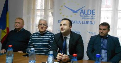 Lugoj Expres Reprezentanții ALDE vor o lege pentru a stimula prezența la vot Reprezentanții ALDE vor o lege pentru a stimula prezența la vot Marian Cucșa Iosif Groza AlDE Timiș ALDE Lugoj
