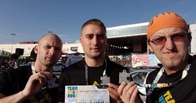 """Lugoj Expres Echipa """"Lugojul Aleargă"""", pe primul loc la TeamUp & Run 2016 TeamUp & Run lugojul aleargă iulius Mall Timișoara Alergotură"""