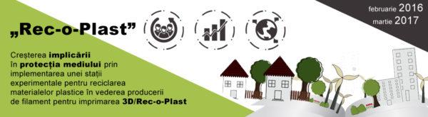 Lugoj Expres La Lugoj va fi prezentată o staţie experimentală pentru reciclarea materialelor plastice în filament pentru imprimarea 3D staţie experimentală pentru reciclarea materialelor plastice Proiect Rec-o-Plast la Lugoj Asociația Cultura Verde