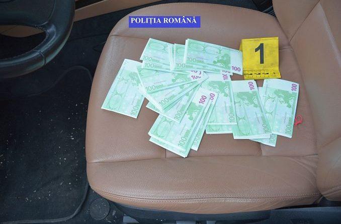Lugoj Expres Tânăr reținut în timp ce tranzacționa 10.000 de euro falși tânăr reținut prins în flagrant hanul Ana Lugojana euro falși