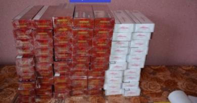 Lugoj Expres Contrabandist de țigări, reținut de polițiști țigări Poliția Lugoj percheziții Mănăștiur contrabandă arestat