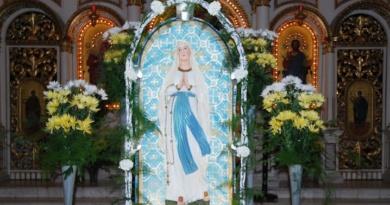 Lugoj Expres Ziua Mondială a Bolnavilor, marcată în Catedrala Greco-Catolică din Lugoj Ziua Mondială a Bolnavului serviciu religios procesiune Papa Francisc Lourdes Episcopia Greco-Catolică de Lugoj Catedrala Greco-Catolică din Lugoj