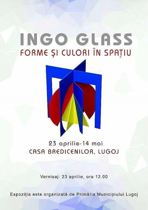 Lugoj Expres Vernisaj la Casa Bredicenilor, din Lugoj: renumitul sculptor Ingo Glass va primi Cheia Orașului vernisaj sculptor Lugoj Ingo Glass expoziție cheia orașului
