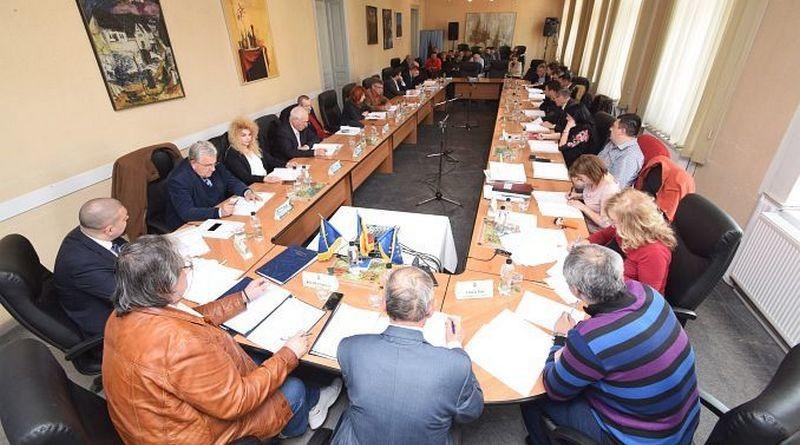 Lugoj Expres Consiliul Local Lugoj se întrunește în ședință ordinară. Vezi ce proiecte sunt pe ordinea de zi ședință regulament proiecte hotărâri Consiliul Local Lugoj consilierii lugojeni cetățean de onoare Aura Twarowska