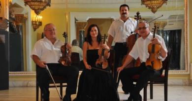 Lugoj Expres Concert Incanto Quartetto, la Catedrala Greco-Catolică din Lugoj muzicieni Lugoj Incanto Quartetto Festivalul Muzicii Clasice eveniment muzical concert Catedrala Greco-Catolică Lugoj