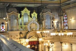 Lugoj Expres Noaptea Sinagogilor Deschise: Recital de orgă la Sinagoga din Lugoj   Lugoj Expres Noaptea Sinagogilor Deschise: Recital de orgă la Sinagoga din Lugoj