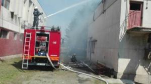 Lugoj Expres pompieri interventie lugoj 2