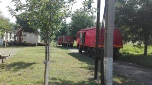 Lugoj Expres pompieri interventie lugoj 3