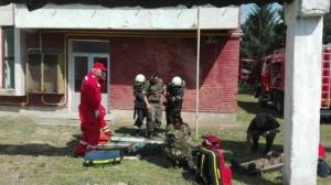 Lugoj Expres pompieri interventie lugoj 4