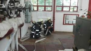 Lugoj Expres pompieri interventie lugoj 5