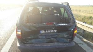 Lugoj Expres Accident pe autostrada A1. Un microbuz a lovit un autoturism trei răniți microbuz coliziune pe autostradă cetățeni bulgari autoturism autostrada A1 accident   Lugoj Expres Accident pe autostrada A1. Un microbuz a lovit un autoturism trei răniți microbuz coliziune pe autostradă cetățeni bulgari autoturism autostrada A1 accident   Lugoj Expres Accident pe autostrada A1. Un microbuz a lovit un autoturism trei răniți microbuz coliziune pe autostradă cetățeni bulgari autoturism autostrada A1 accident