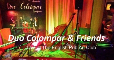 Lugoj Expres Duo Colompar & Friends, la English Pub Art Club Lugoj English Pub Art Club Lugoj Duo Colompar & Friends Duo Colompar concert Lugoj concert
