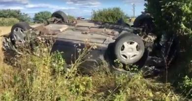 Lugoj Expres Accident provocat de un tânăr de 18 ani, la intrarea în Lugoj vătămare corporală spital șofer mașină răsturnată dosar penal depășire accident pe DN 6 accident