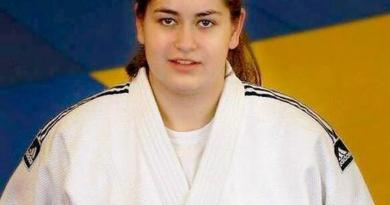 Lugoj Expres Lugojeanca Alexandra Mazilu, medalie de aur pentru România la Cupa Europeană de judo pentru juniori medalie Lugoj judo cupa europeană Alexandra Mazilu