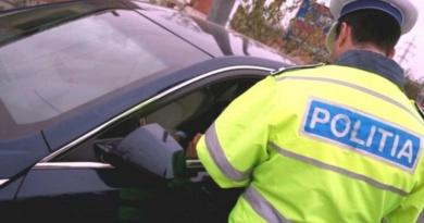Lugoj Expres Beat la volan și fără permis de conducere polițiștii lugojeni permis de conducere dosar penal cercetat beat la volan