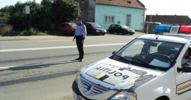 Lugoj Expres Poliția Rutieră în acțiune: peste 300 de amenzi, 44 de permise reținute și 7 certificate de înmatriculare retrase șoferi permise reținute drumuri naționale certificate de înmatriculare amenzi accidente rutiere