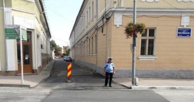 Lugoj Expres Strada Dunării se deschide circulației rutiere. Patru treceri pentru pietoni din centrul Lugojului vor fi desființate treceri pentru pietoni trafic Lugoj circulație