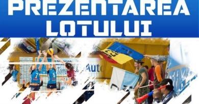 Lugoj Expres Turneu internațional de volei: Cupa CSM Lugoj 2017 volei turneu internațional prezentarea lotului Cupa CSM Lugoj CSM Lugoj