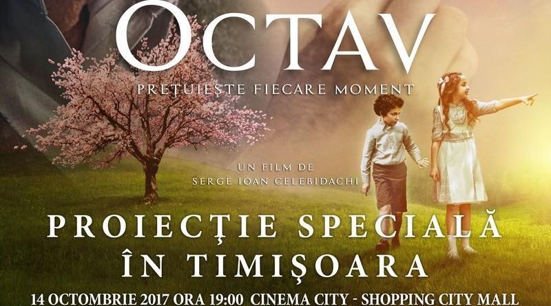 """Lugoj Expres Filmul """"Octav"""" are proiecție specială la Timișoara trailer proiecție specială Octav Marcel Iureș lung metraj film cinematografie"""