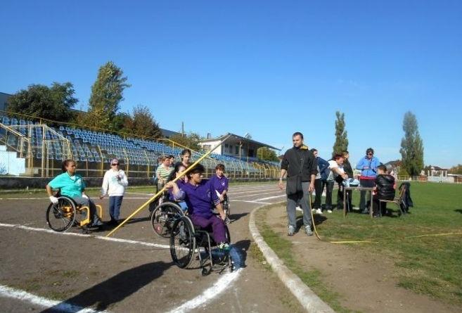 """Lugoj Expres Cupa """"Ana Lugojana"""", tradiționala competiție a persoanelor cu handicap, are nevoie de sprijin financiar sprijin financiar persoane cu dizabilități handicap dizabilități Cupa Ana Lugojana competiție Clubul Maraton 93 Lugoj ajutor"""