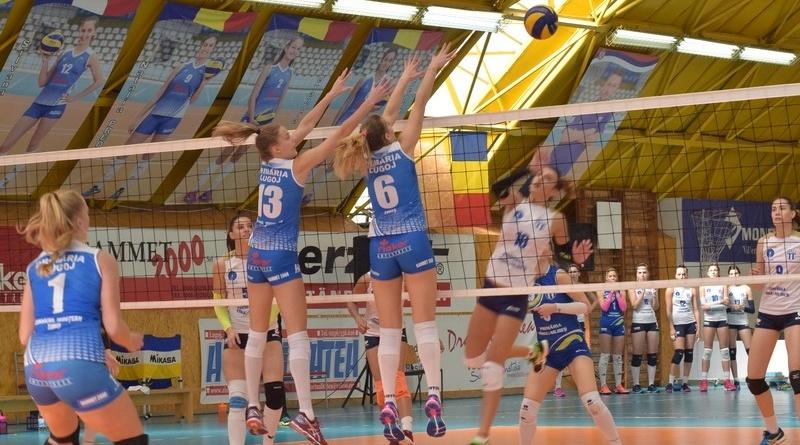 Lugoj Expres CSM Lugoj, eșec în derby-ul bănățean cu Agroland Timișoara volei feminin eșec Divizia A1 derby bănățean CSM Lugoj Agroland Timișoara