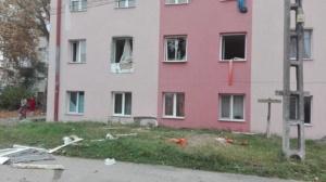 Lugoj Expres explozie bloc Lugoj 10a