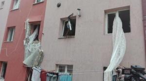 Lugoj Expres explozie bloc Lugoj 12a