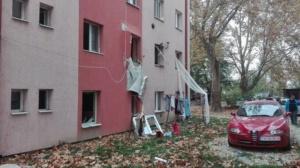 Lugoj Expres explozie bloc Lugoj 14a