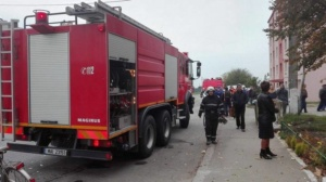 Lugoj Expres explozie bloc Lugoj 8a