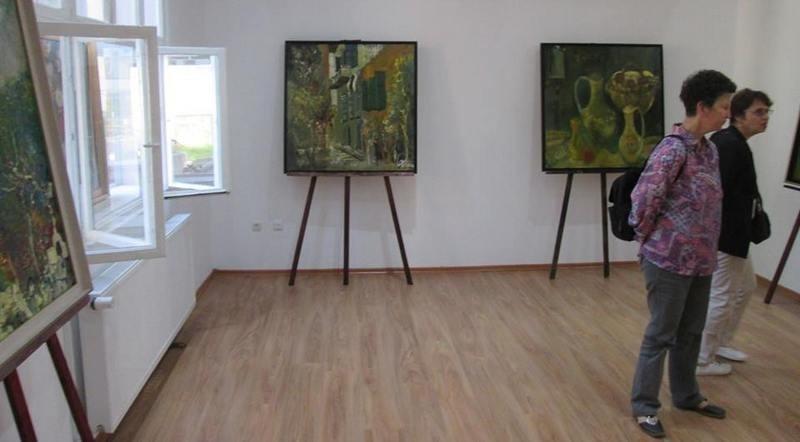 Lugoj Expres Expoziție de pictură şi sculptură, la Casa Bredicenilor vernisaj sculptură pictura expoxiție Casa Bredicenilor artiști plastici