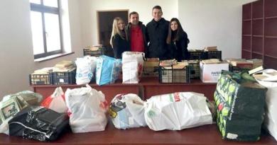 Lugoj Expres Campanie liberală: 2.000 de cărți pentru copiii din Darova studenții liberali PNL investește în viitor donează o carte Darova CSL Timiș campanie biblioteca