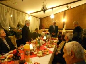 Lugoj Expres Reuniune de sfârșit de an, la Corporația Meseriașilor Lugoj tradiție meseriași Corporația Meseriașilor Lugoj bresle