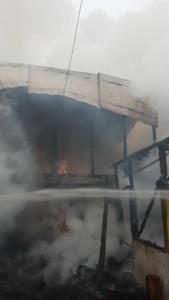 Lugoj Expres incendiu manastiur 3
