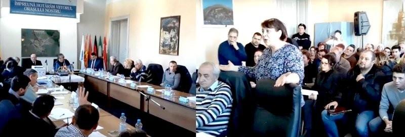 Lugoj Expres Proiect respins de patru ori în Consiliul Local Lugoj. Dar primarul nu renunță... teren ședință schimb propunere proiect PNL MApN consilierii lugojeni
