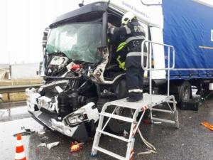 Lugoj Expres accident tir 1a