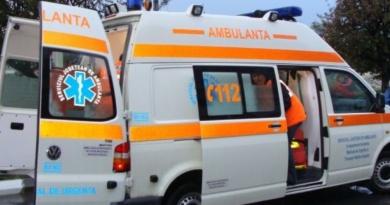 Lugoj Expres Autoturism răsturnat. O tânără a fost rănită tânără rănită Lugoj Jabăr DJ 592D autoturism răsturnat accident