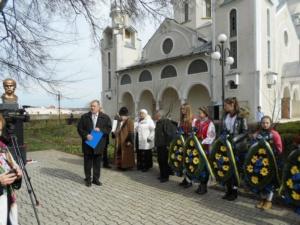 Lugoj Expres Ucraineni Taras Sevcenko 3