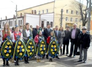 Lugoj Expres Ucraineni Taras Sevcenko 6