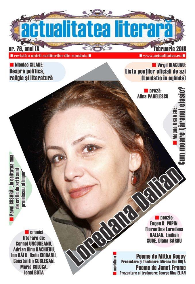 Lugoj Expres Actualitatea literară - la numărul 79 scriitori revistă poezie librării actualitatea literară