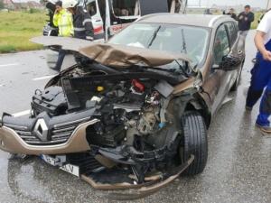 Lugoj Expres accident Lugoj 11