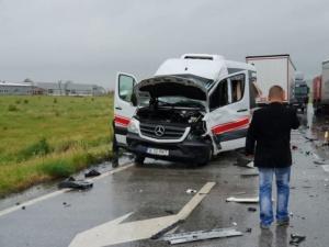 Lugoj Expres accident Lugoj 14