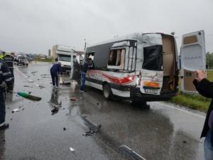 Lugoj Expres accident Lugoj 3